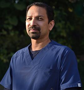 Dr. Zeerak Samuel